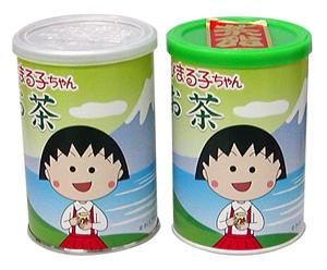 ちびまる子ちゃん お茶・茶あめ 商品画像
