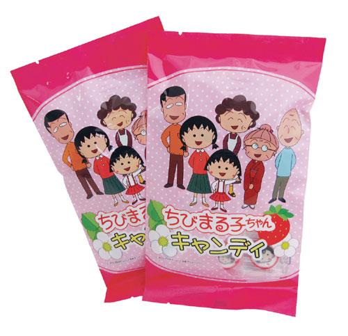 ちびまる子ちゃん キャンディー 商品画像
