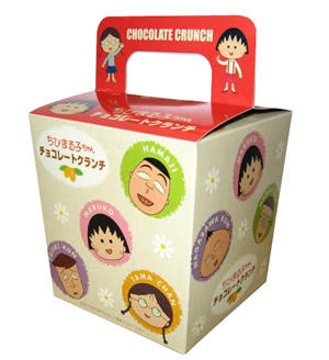 チョコレートクランチ 商品画像