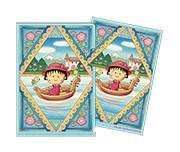 「ちびまる子ちゃん」原画 ポストカード(ケース付き)