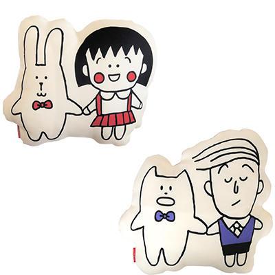 ダイカットクッション「CHIBI MARUKO CHAN meets CRAFTHOLIC」 商品画像