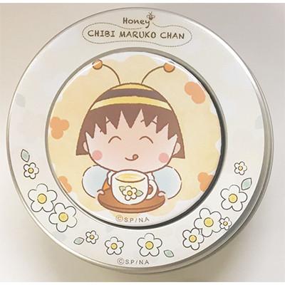 ハニーちびまる子ちゃん キャンディ缶 商品画像