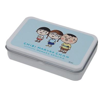 缶入りキャンディ 「まる子と友蔵」「沈黙」 商品画像