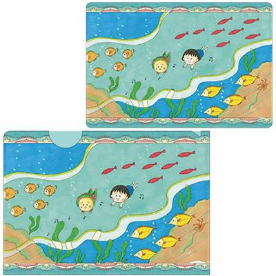まる子とコジコジ ポストカード(ケース付き) 商品画像