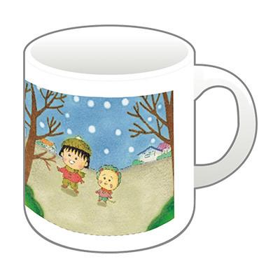まる子とコジコジ マグカップ「おもいで」・ガラスマグカップ「ぼうけん」 商品画像