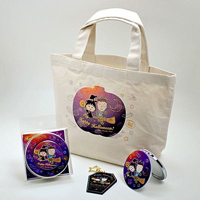 ハロウィングッズ キャンディ缶 商品画像