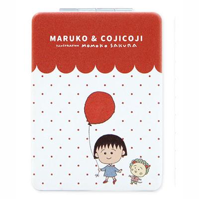 まる子とコジコジ バルーン コンパクトミラー 商品画像