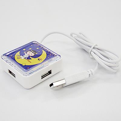 ちびまる子ちゃん 12星座デザイン USBハブ 商品画像
