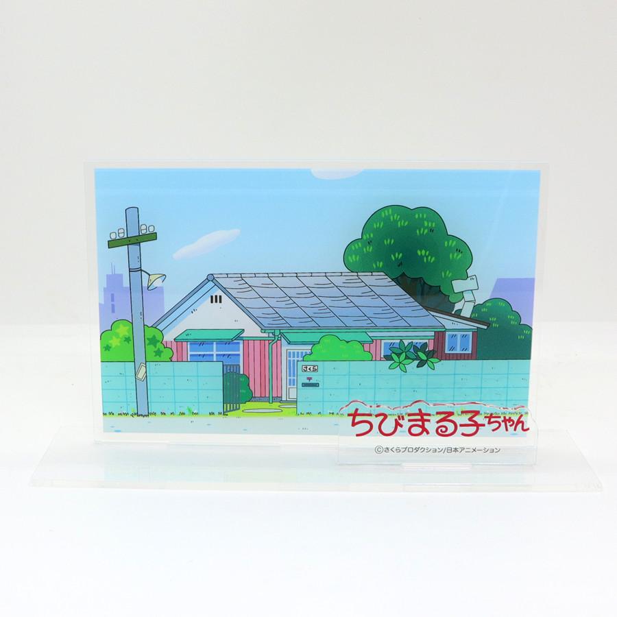 アクリルジオラマスタンド for SOFVIPS さくら家・みまつや 商品画像