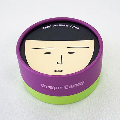 紙管入りキャンディフェイスデザイン(まる子)(永沢君)(野口さん) 商品画像